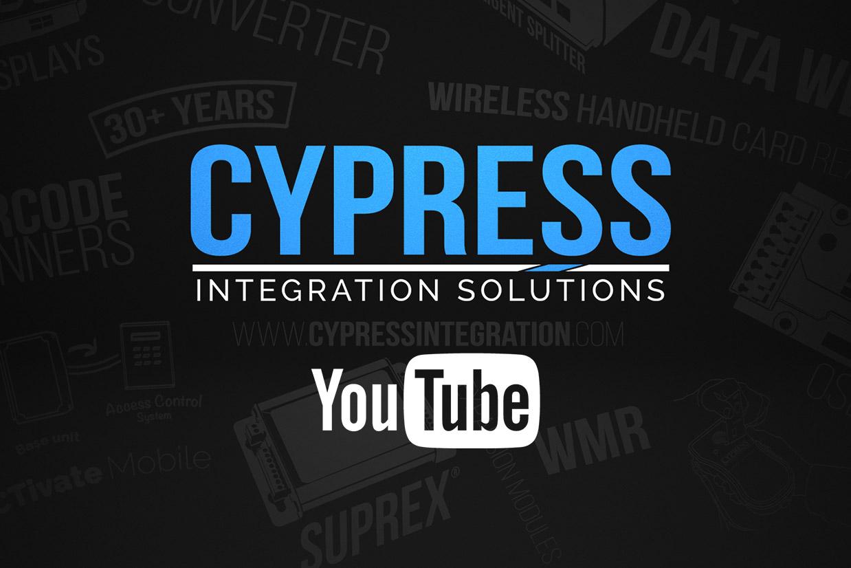 Cypress YouTube